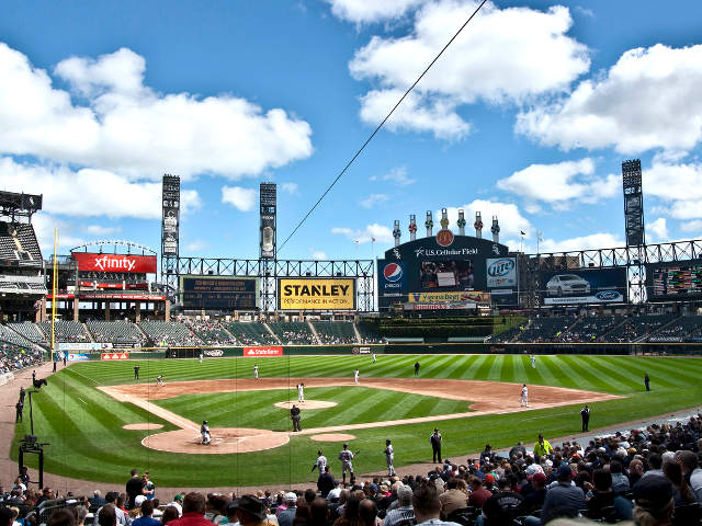 U.S. Cellular Field Seating Chart | SeatingChartNetwork.com